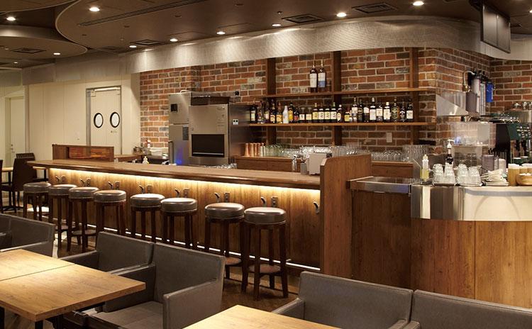 旅遊咖啡廳「Tokyo City i CAFE」