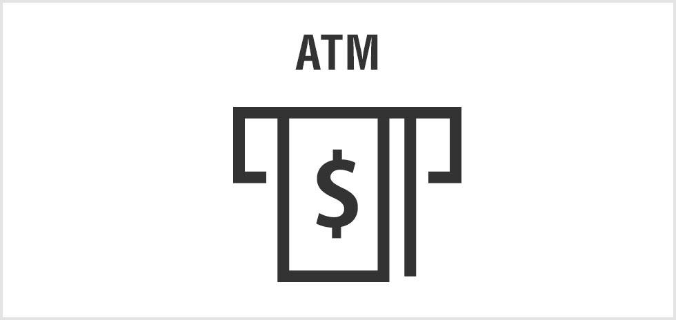 ATM/自動取款機